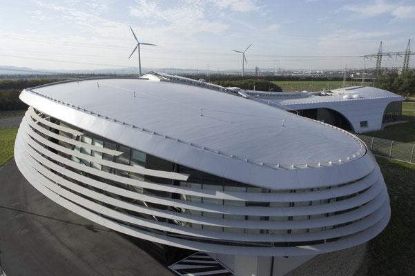 VERBUND AUSTRIA POWER GRID | WIEN 10 | PODIVIN & MARGINTER ARCHITEKTEN | APAVISA METAL + BETON | www.apm.co.at | #apavisa #dahofawoas #fliesen