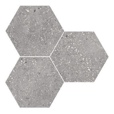 Apavisa Nanoconcept anthracite hexagon