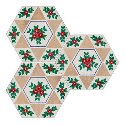 Apavisa Hutton classic hexagon
