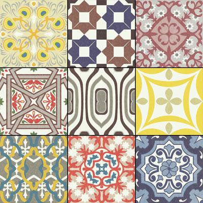 Apavisa North patchwork