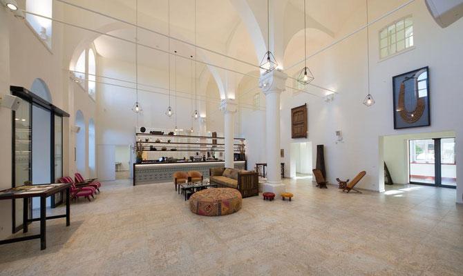 Projekt: Hotel Gabrium, 2340 Maria Enzersdorf, Design: Isa Stein Studio, Fliesen: Aparici Carpet