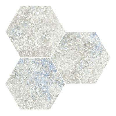 Apavisa Emotion grey hexagon