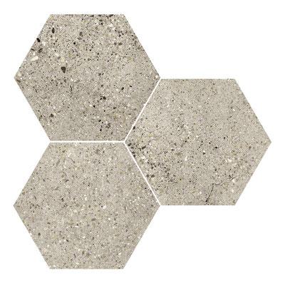 Apavisa Wind ivory hexagon