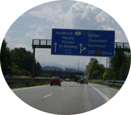 Österreich wir kommen