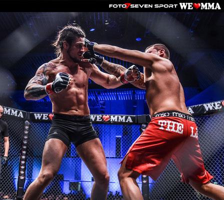 "Mathias ""The Lion"" Martic (Fightfabrik Kempten) vs  Filip Zadruzynski (Pound For Pound Munich Germany)"