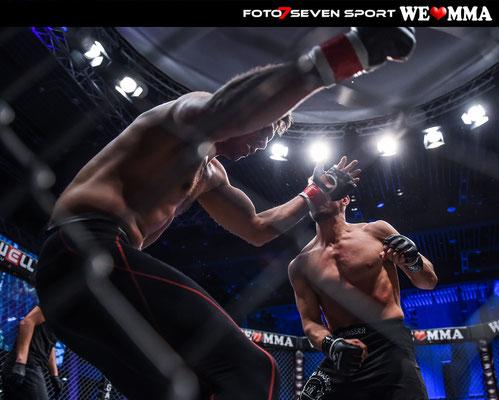 Anatolij Baal (Team Seiwasser) (Yasin) vs. Ebrahim Hosseinpour (Spitfire Berlin)