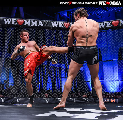 "Mathias ""The Lion"" Martic (Fightfabrik Kempten) vs  Filip Zadruzynski (Pound For Pound Munich Germany)"