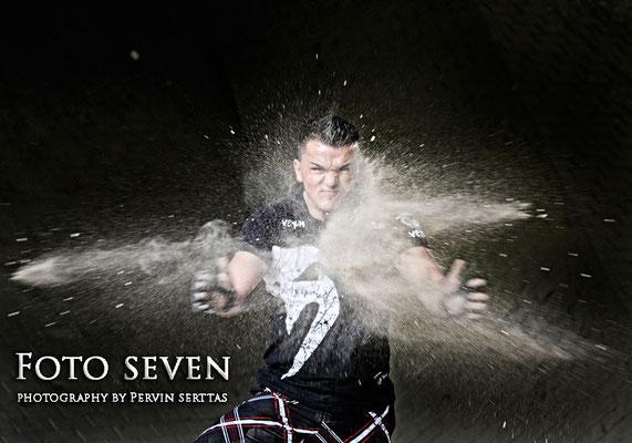 Foto Seven, MMA, K1, Profi, Kampfsport, UFC, Paffensport, Venum
