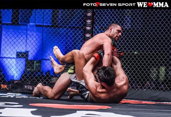 "Lazar ""Bradock"" Todev (Impacto Team Stuttgart) vs Martin Merkt (Combat Club Cologne)"