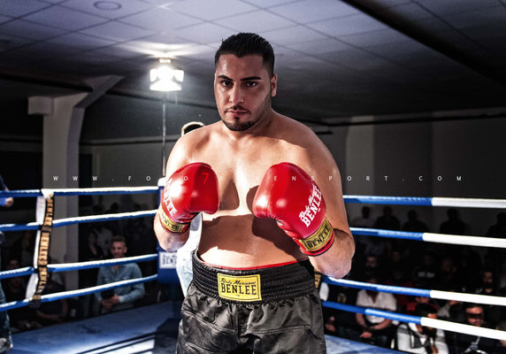 Muhamed Hussein (Gi-Sports) vs. Joscha Buch (Team Stahl)
