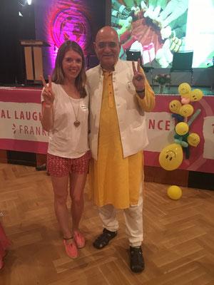 Dr. Madan Kataria, Erfinder des LachYogas