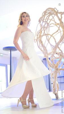 Robe de mariée Créations Laurie Elma - Tulipe