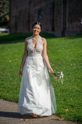 Robe de mariée Créations Laurie Elma - Daphné