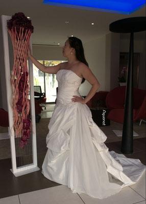 Robe de mariée Créations Laurie Elma - Carmen