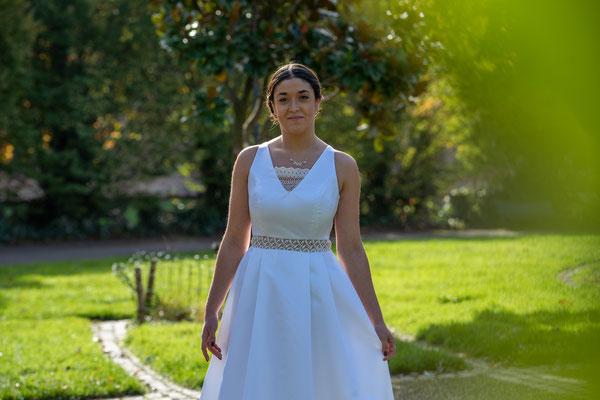 Robe de mariée Créations Laurie Elma : Camelia