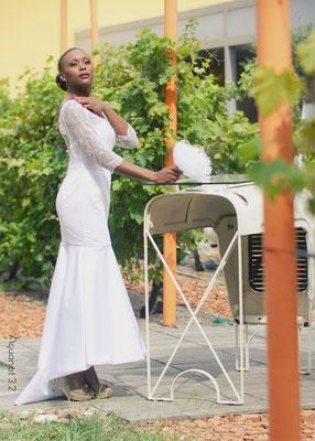 Robe de mariage Toulouse Laurie Elma - Coeur
