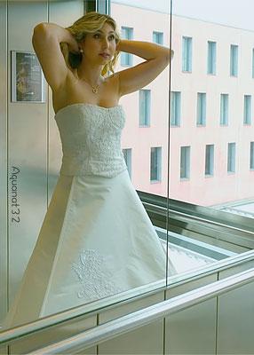 Robe de mariée sur mesure Toulouse Laurie Elma- Tulipe
