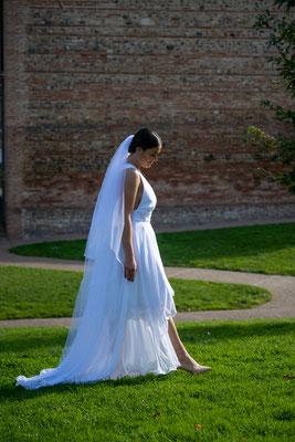 robe de mariée Créations Laurie Elma - Stellaire