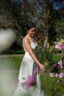 Robe de mariée Créations Laurie Elma - Acanthe