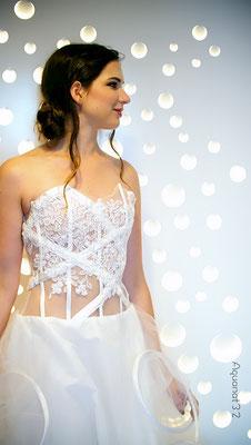Robe de mariée Toulouse Laurie Elma - Belle de nuit