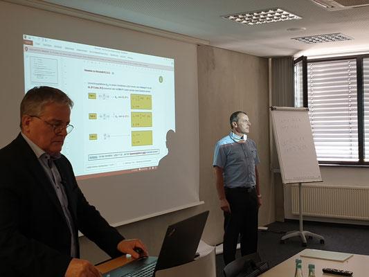 Seminar zur Planung und Ausführung von WU-Bauwerken im Juli 2020.