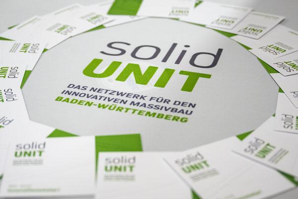 Ende Dezember 2019 wurde solid-UNIT Netzwerk innivativer Massivbau gegründet. Foto: artismedia gmbH
