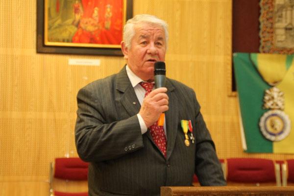 Vice-Président HERVIGOT Alain - Gd Duché Luxembourg
