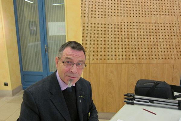 Président de la 84° : BERTRAND Jean-Claude