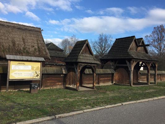 Historischer Bauernhof