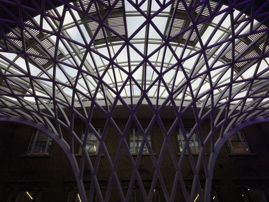 Der Bahnhof King's Cross