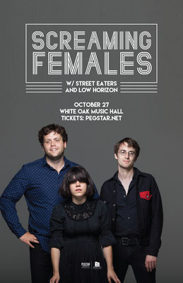 171027 White Oak Music Hall Upstairs (opening for Screaming Females)