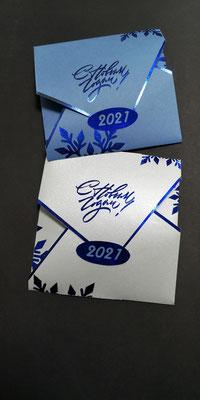 новогодние открытки, корпоративные открытки , открытки с новым годом, со снежинкой