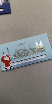 Новогодняя открытка. Открытка С новым годом.