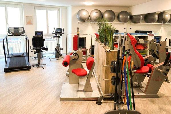 medizinische Trainingstherapie Basel, Rehabilitation Basel