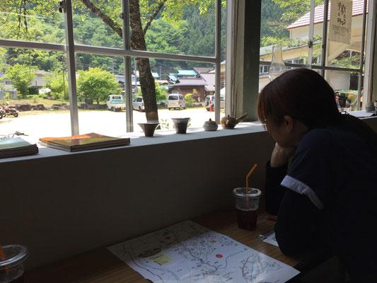 モトカフェ木沢小学校
