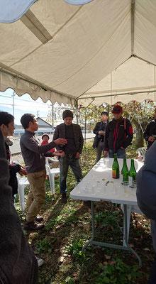 竹村農園 シードル