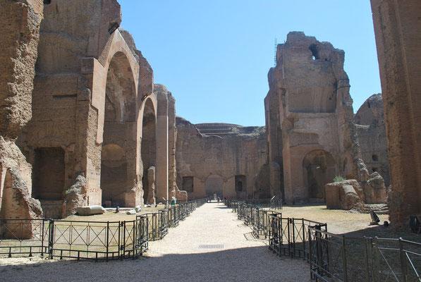 Les termes de Caracalla