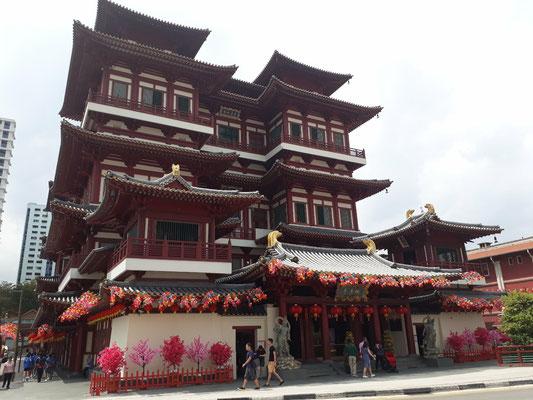 Tempple Bouddhiste