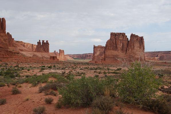 Les Arches, un de nos parcs préférés