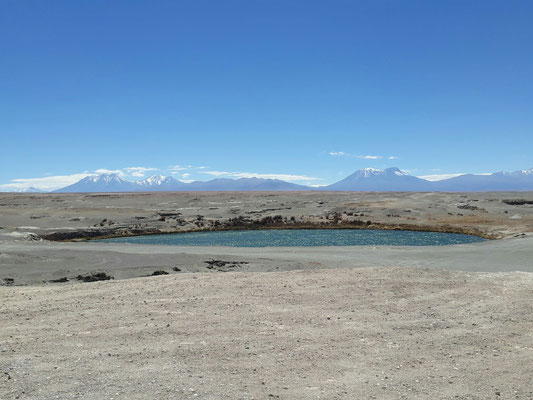 Lagune Inca Coya