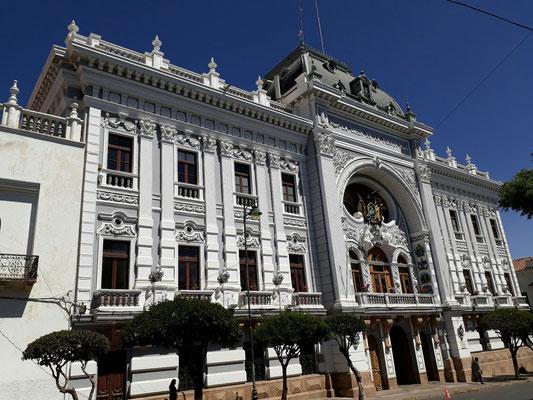 Le Palais  National de Sucre