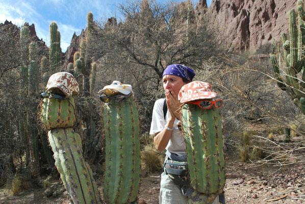 Un shaman Bolivien a transformé mes hommes pendant que j'étais aux toilettes Inca !