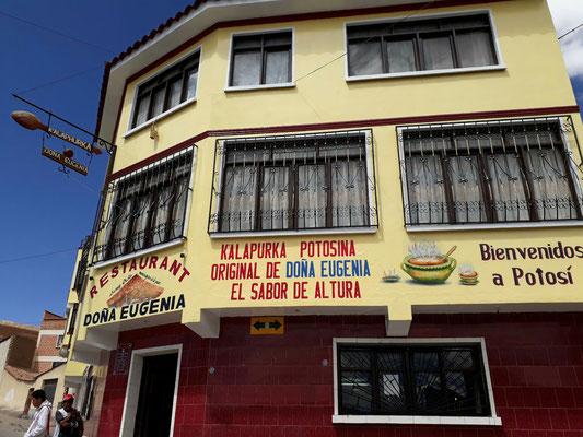 Déguster le Kalapurka... Restaurant primé !