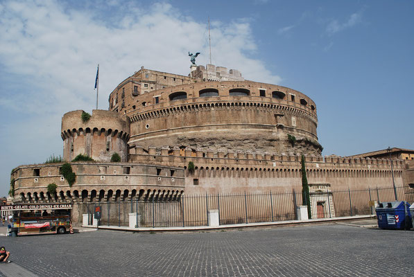 Chateau St Ange (Rome)