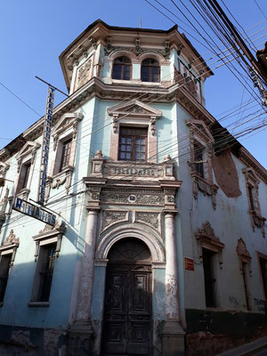 Ancien bâtiment du télégraphe