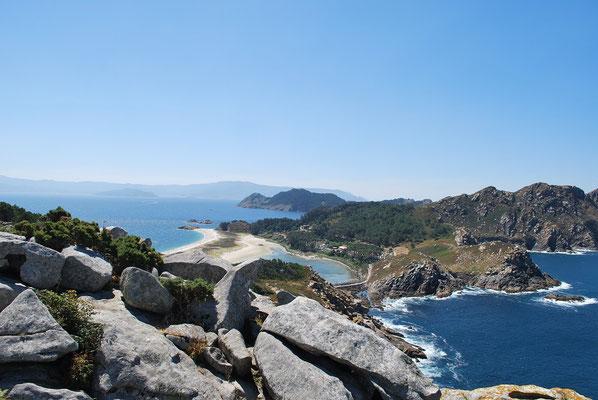 Las Islas Cies (Vigo)
