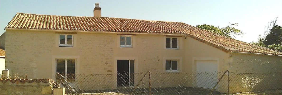 Renovation ma tre d 39 oeuvre degrendel virginie ste - Renovation grange en habitation ...