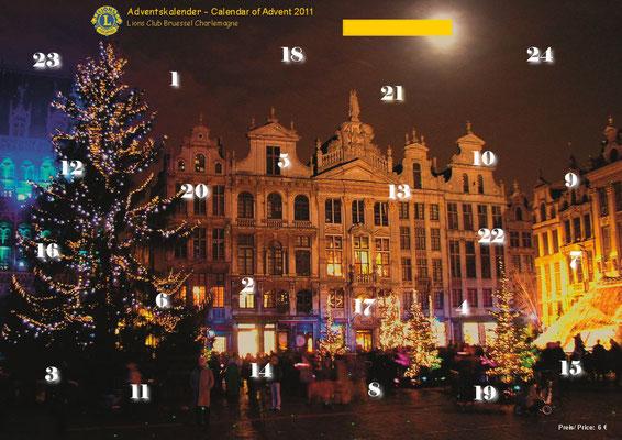 2011 Adventskalender, Förderprojekt Thermos