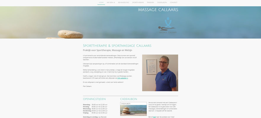 massagecallaars.nl