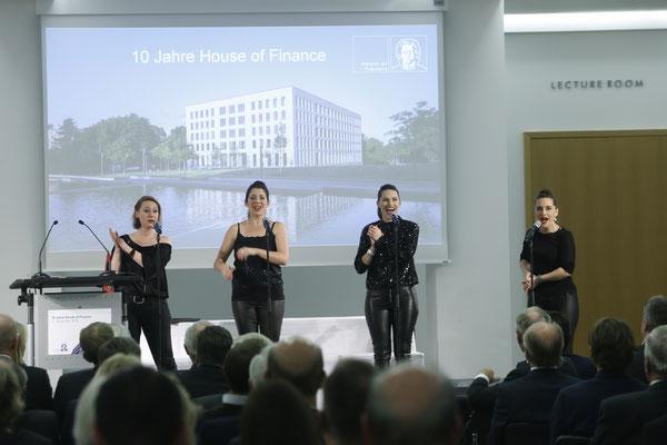03.12.2018 Frankfurt House of Finance,   Fotograf: Uwe Dettmer